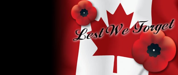 Join us at our Remembrance Day Assembly, Thursday, November 10th @ 10:00 a.m.  Everyone welcome!